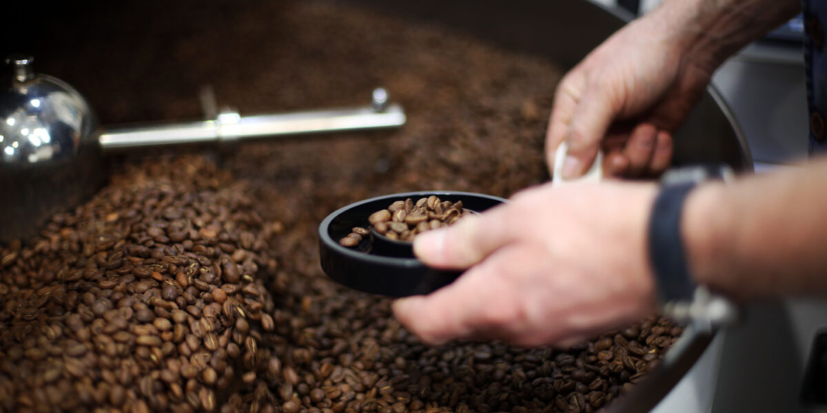 Hands on Coffee Roasting